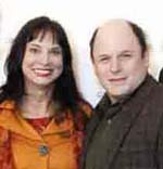 Jason Alexander and Julie Renee